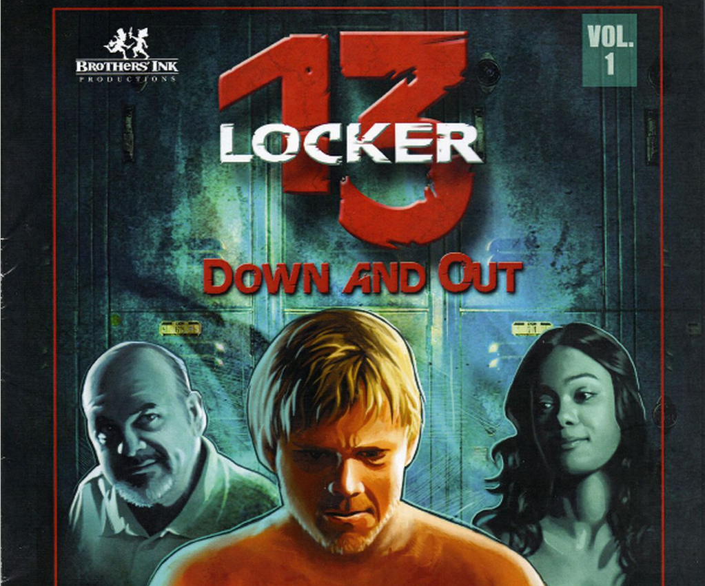 Locker 13 Down and Out Stories From Locker 13 Cameron Young John Waldron Scott Alan Gregory