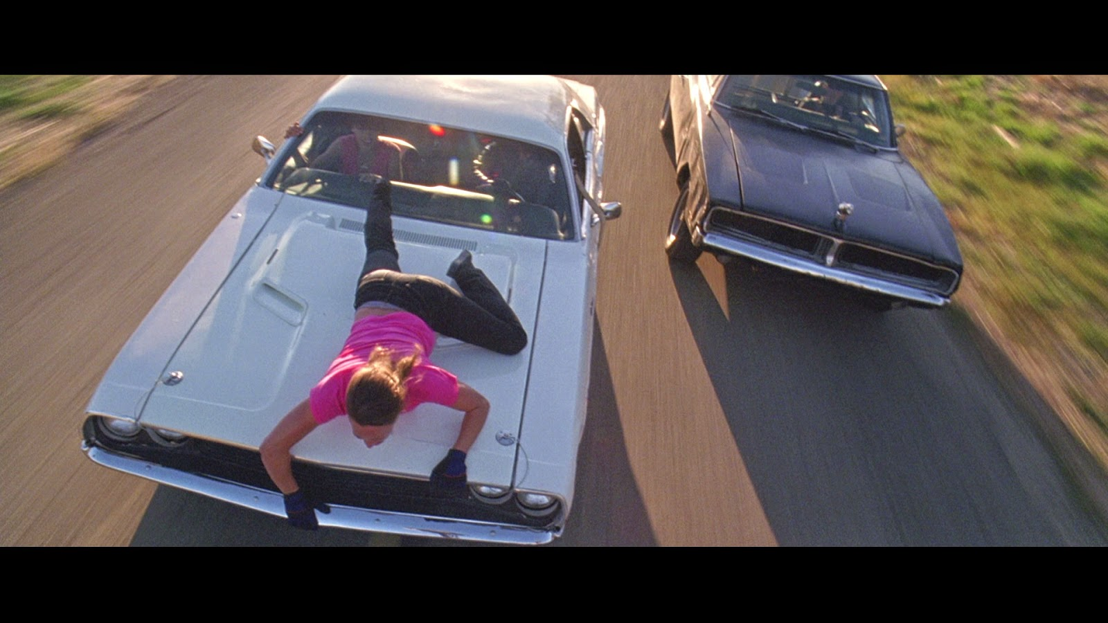 Zoe Bell in Deathproof