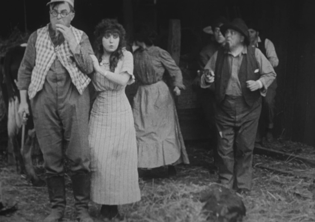 mabel normand bangville police