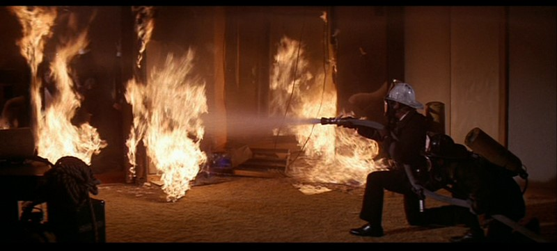 steve mcqueen in towering inferno