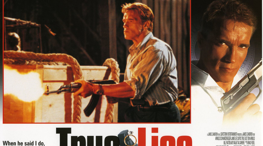 True Lies Lobby Card