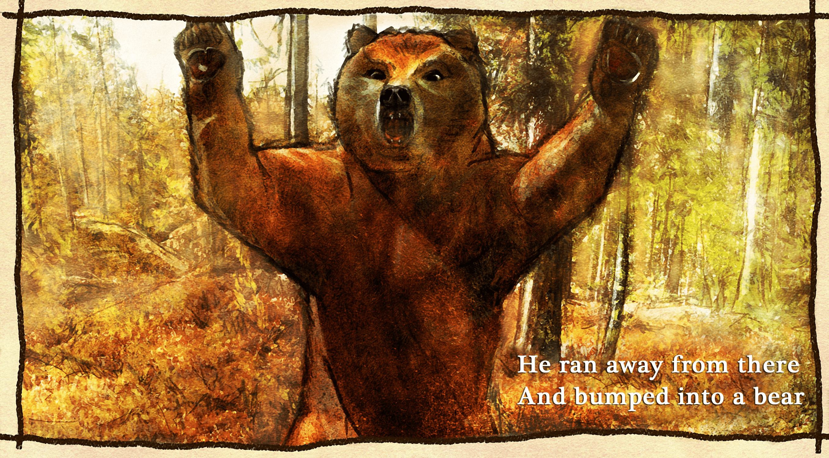 Neighborwood Bear