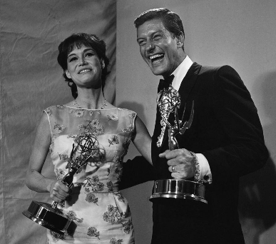 Dick Van Dyke Show Emmy awards pic 3