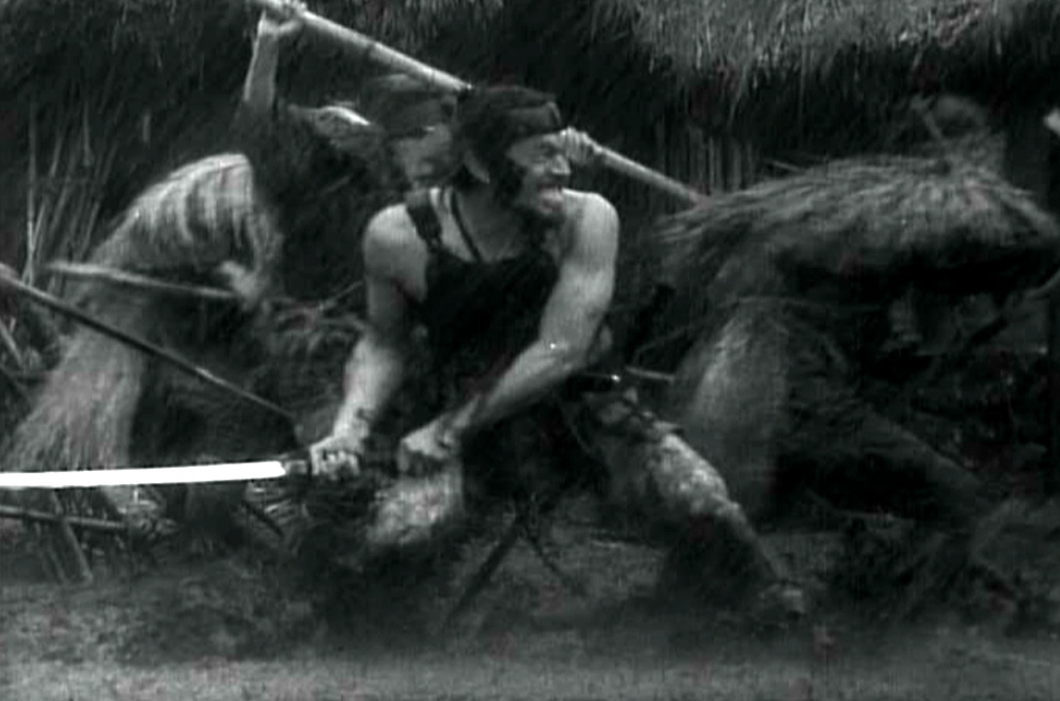Seven_Samurai_Fight