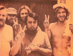 Harrison Ford, Sergio Mendes and Brasil 66.
