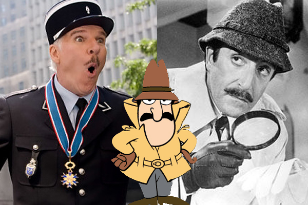 Pink Panther and Inspector Clouseau  d145ce3f260