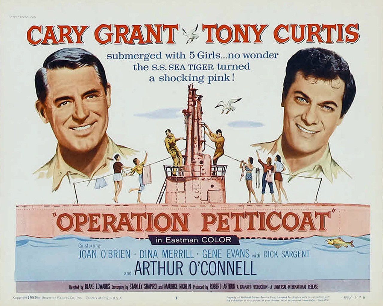 Operation_Petticoat_poster