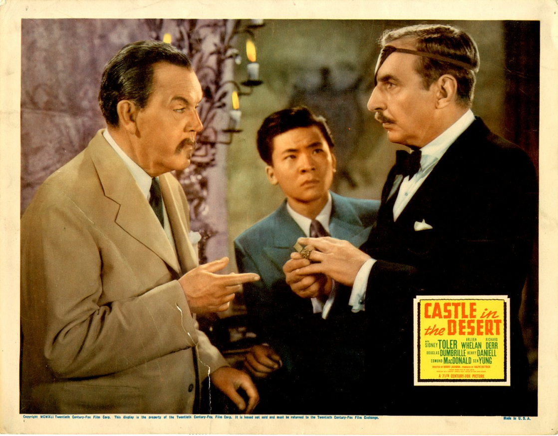 charlie-chan-in-castle-in-the-desert-poster
