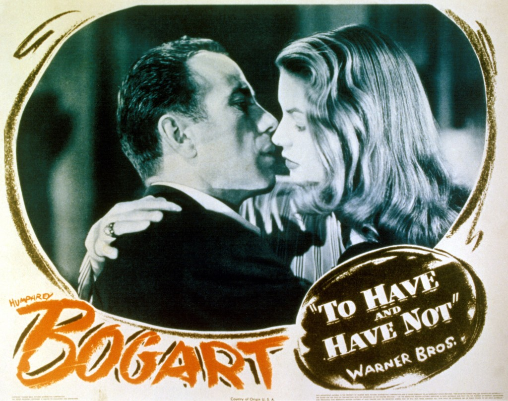 To Have and Have Not Lobby Card