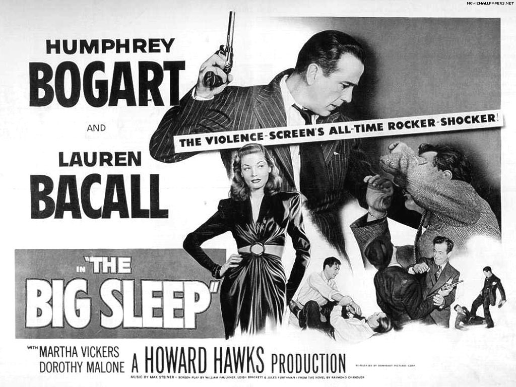 the-big-sleep Lobby Card