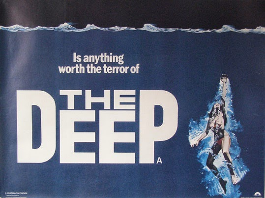 Image result for the deep 1977 movie poster