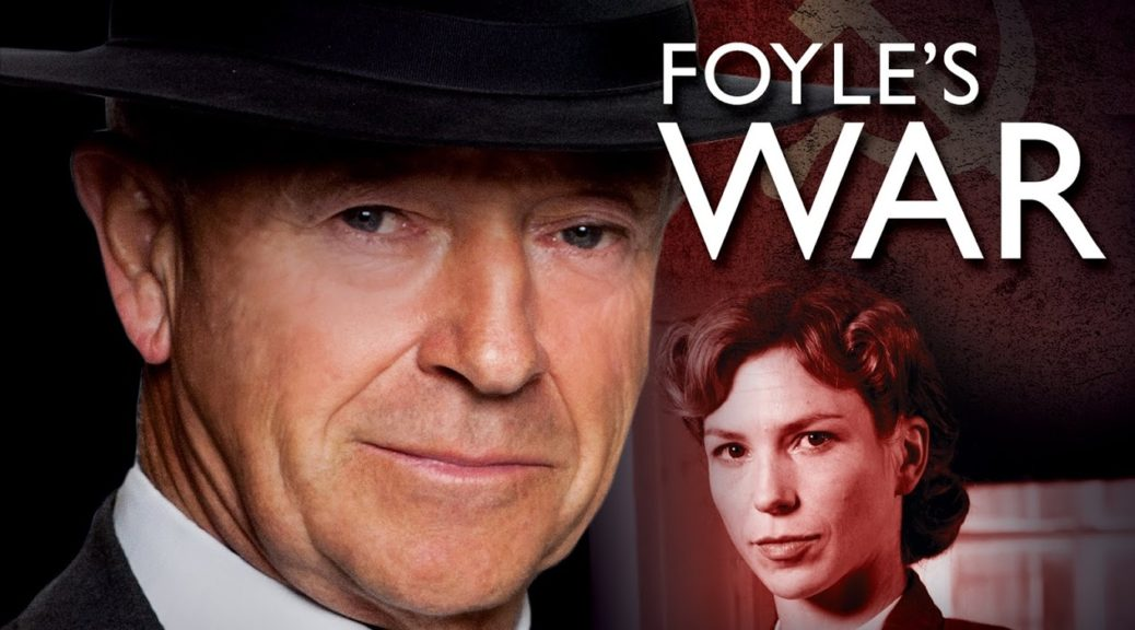 ITV's Foyle's War is Thrilling, Dramatic Mystery At It's