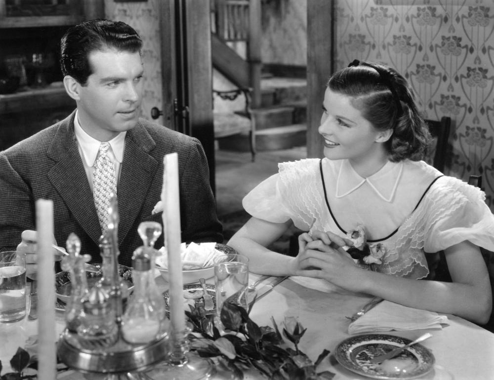 ALICE ADAMS, Fred MacMurray, Katharine Hepburn, 1935