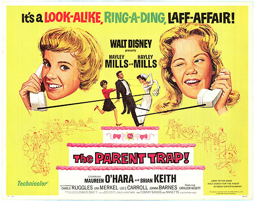 David Swift and The Parent Trap